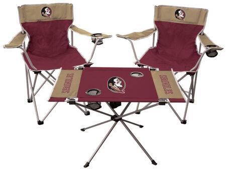 NCAA Florida State Seminoles 3-Piece Tailgate Kit