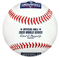 A 2020 Los Angeles Dodgers World Series champions replica baseball with the official MLB baseball stamp - SKU: 35010032282 image number null