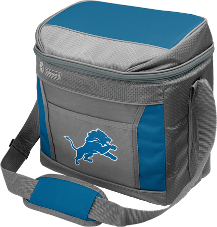 NFL Detroit Lions 16 Can Cooler