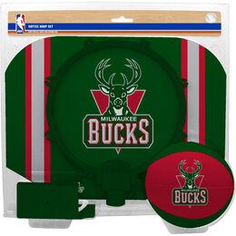 NBA Milwaukee Bucks Softee Hoop Set