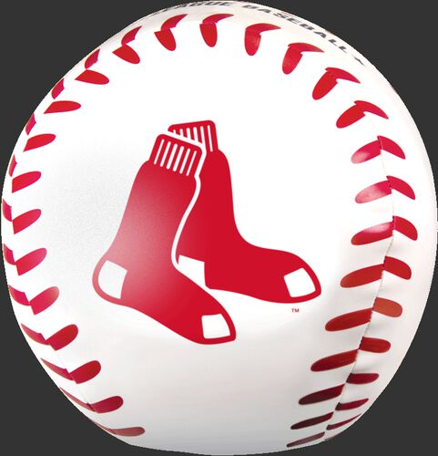 "MLB Boston Red Sox Big Boy 8"" Softee Baseball"