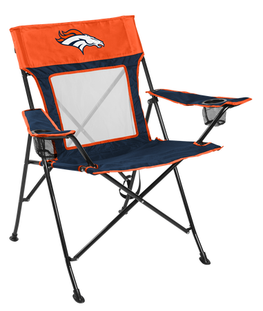NFL Denver Broncos Game Changer Chair