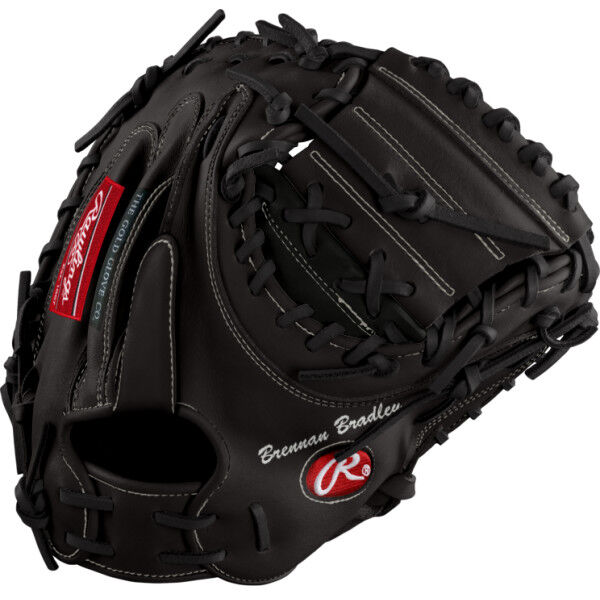 Salvador Perez Custom Glove