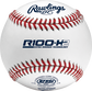R100-H2 NFHS Official High School baseball with NFHS logo image number null