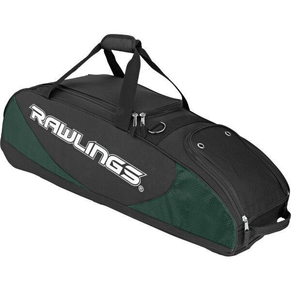 Player Preferred Wheeled Bag Dark Green