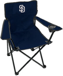 MLB San Diego Padres Gameday Elite Quad Chair