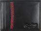 Baseball Stitch Bi-Fold Wallet image number null