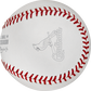 The St. Louis Cardinals logo stamped on the NLCS19DL Dueling 2019 NLCS baseball image number null