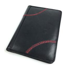 Baseball Stitch Mini Portfolio