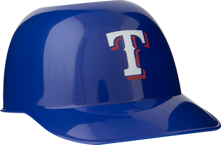 MLB Texas Rangers Snack Size Helmets