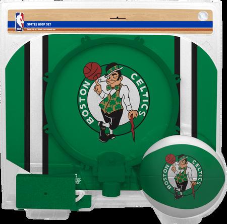 NBA Boston Celtics Softee Hoop Set