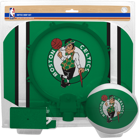 NBA Boston Celtics Softee Hoop Set