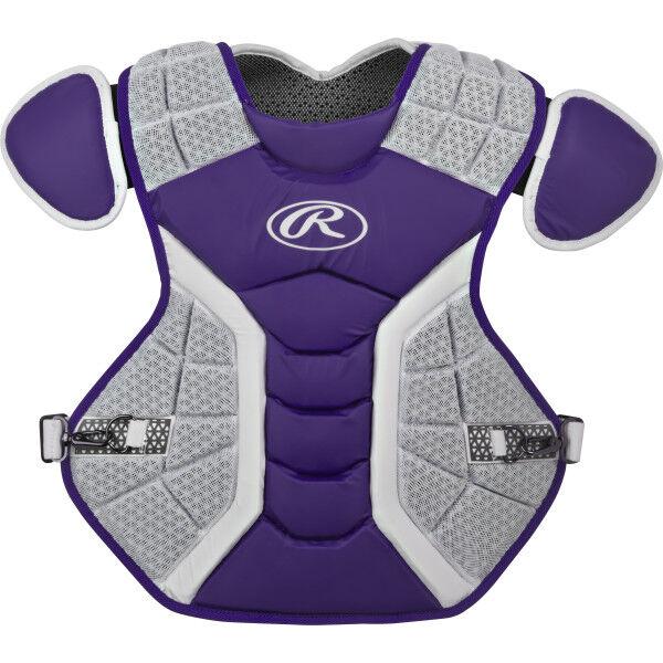 Pro Preferred Adult Chest Protector Purple