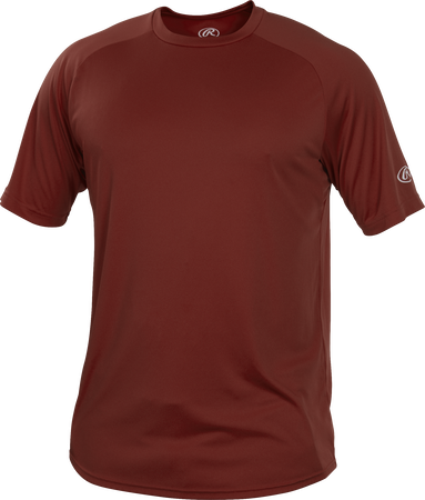 RTT Cardinal Adult crew neck short sleeve jersey