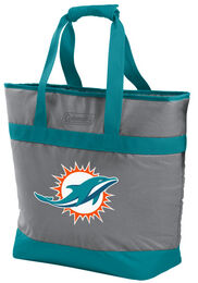 NFL Miami Dolphins 30 Can Tote Cooler