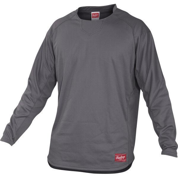 Youth Long Sleeve Shirt Gray