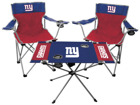 NFL New York Giants 3-Piece Tailgate Kit