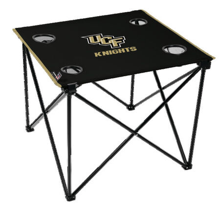 NCAA UCF Knights Deluxe Tailgate Table