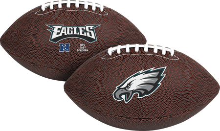 NFL Philadelphia Eagles Air-It-Out youth football with team logo