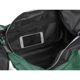 Hybrid Backpack/Duffel Players Bag Dark Green