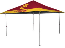 NCAA USC Trojans 10x10 Eaved Canopy