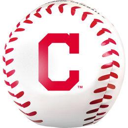 MLB Cleveland Indians Big Boy 8 in Softee Baseball