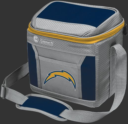 Rawlings Los Angeles Chargers 9 Can Cooler In Team Colors With Team Logo On Front SKU #03281083111