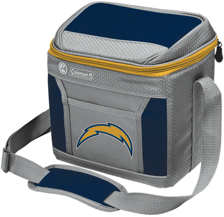 NFL Los Angeles Chargers 9 Can Cooler