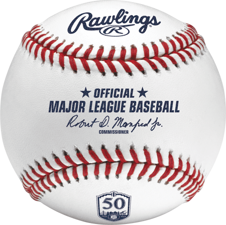 MLB 2018 Oakland Athletics® 50th Anniversary Baseball