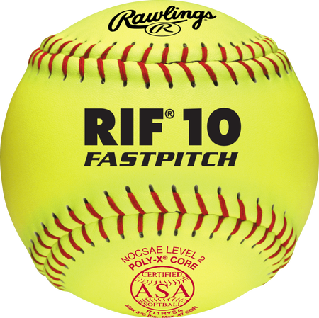 "ASA RIF Official 11"" Softballs"