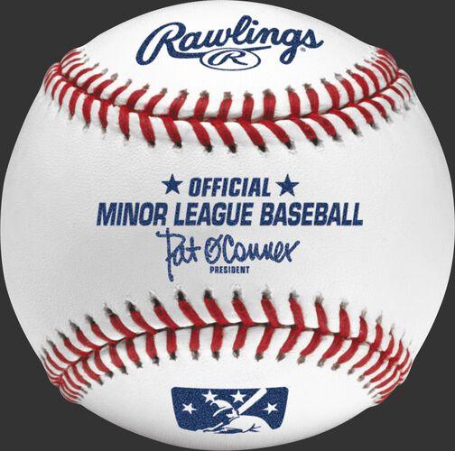 Minor League Official Baseballs