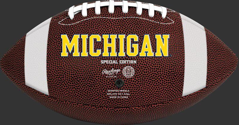 NCAA Michigan Wolverines   Football