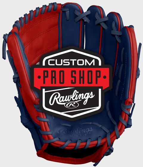 Rawlings Heart of the Hide Custom Pro Shop glove image