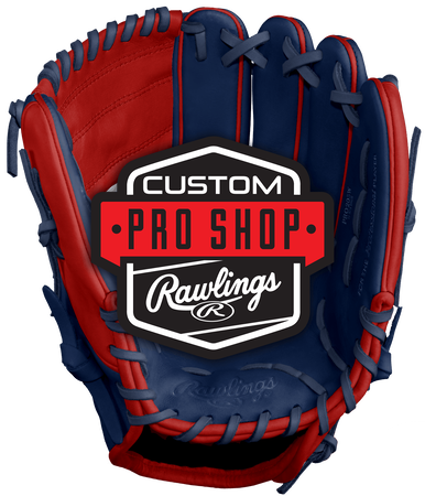 Rawlings Heart of the Hide Custom Pro Shop glove image