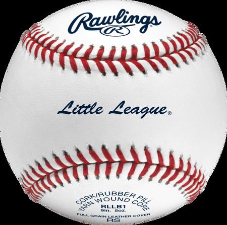 Little League® Competition Grade Baseballs | Dozen