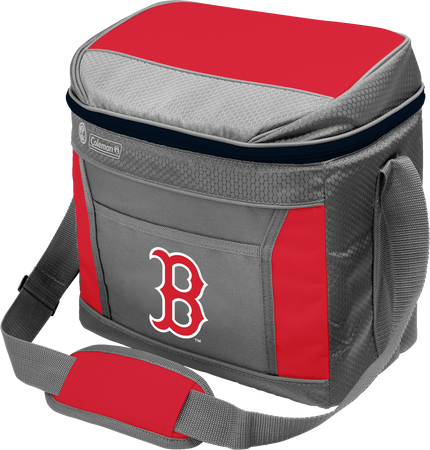 MLB Boston Red Sox 16 Can Cooler