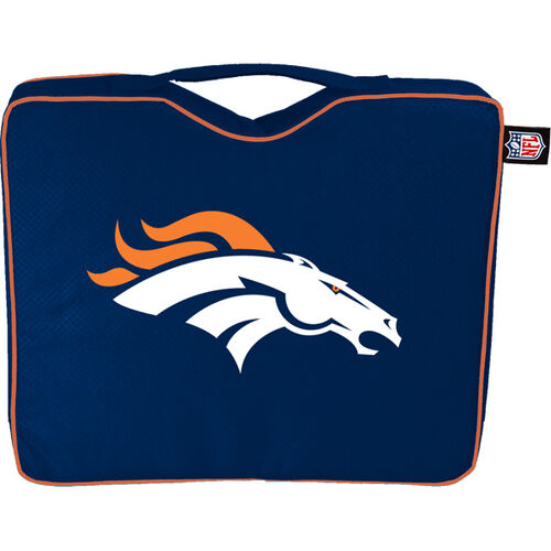 NFL Denver Broncos Bleacher Cushion
