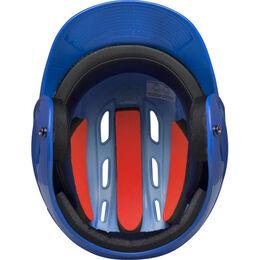 Coolflo High School/College Batting Helmet Royal