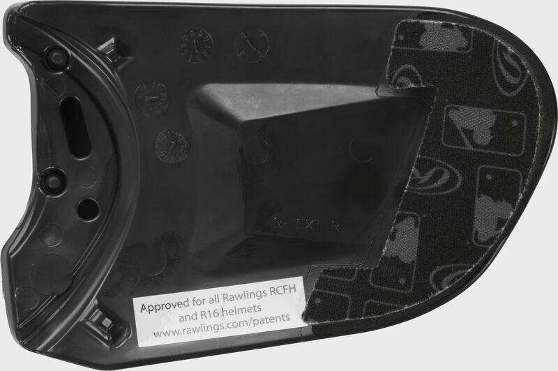 R-EXT Universal Batting Helmet Extension For Right-Handed Batter