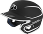 Mach Senior Two-Tone Matte Helmet Black