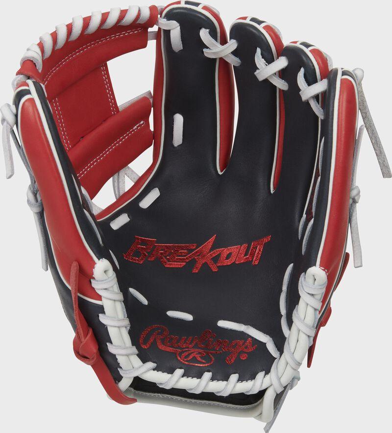 2022 Breakout 11.5-Inch I-Web Infield Glove