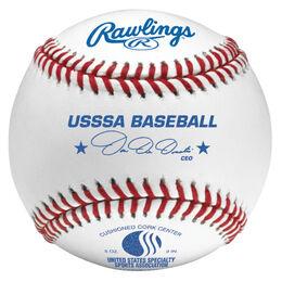 USSSA Official Baseballs