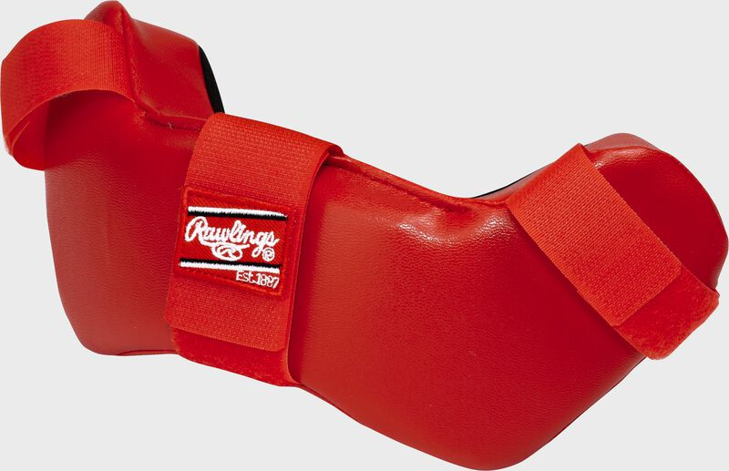 Rawlings Scarlet Catchers Replacement Mask Pads With Brand Logo SKU #P-CMP