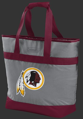 Rawlings Washington Redskins 30 Can Tote Cooler In Team Colors With Team Logo On Front SKU #07571087111