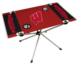NCAA Wisconsin Badgers Tailgate Table