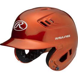 Velo Senior Batting Helmet Orange