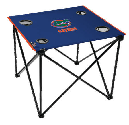 NCAA Florida Gators Deluxe Tailgate Table
