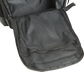 The opened main compartment of a Rawlings black coach's backpack - SKU: CEOBP-B image number null