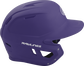 Right side of a matte purple MACH helmet image number null