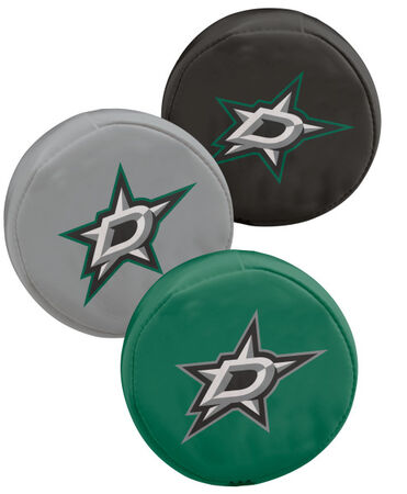 NHL Dallas Stars Three Puck Softee Set